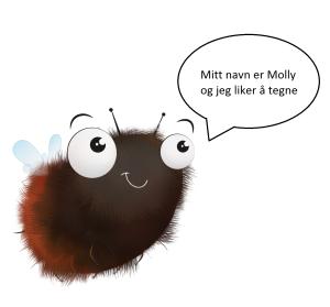 Molly_snakker